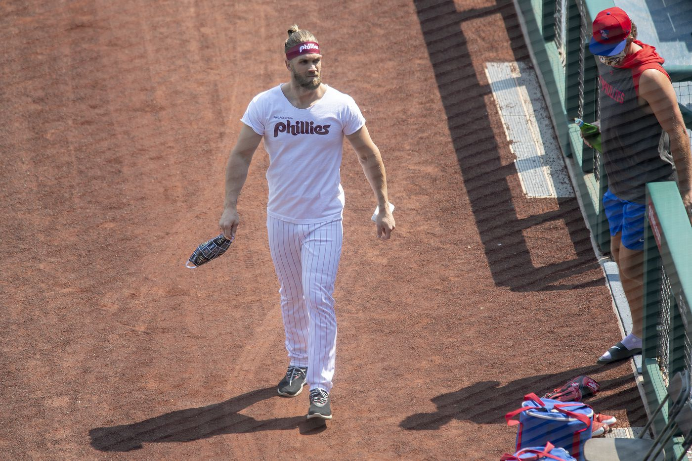 How the habits of Bryce Harper, other millennial stars could help MLB mitigate the spread of COVID-19   Scott Lauber