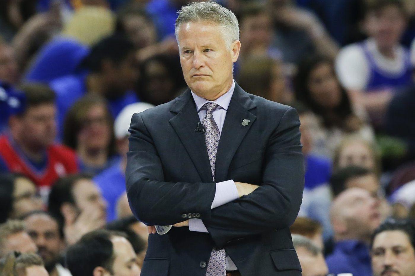 Sixers-Heat Game 2 will start the coaching battle between Brett Brown and Erik Spoelstra