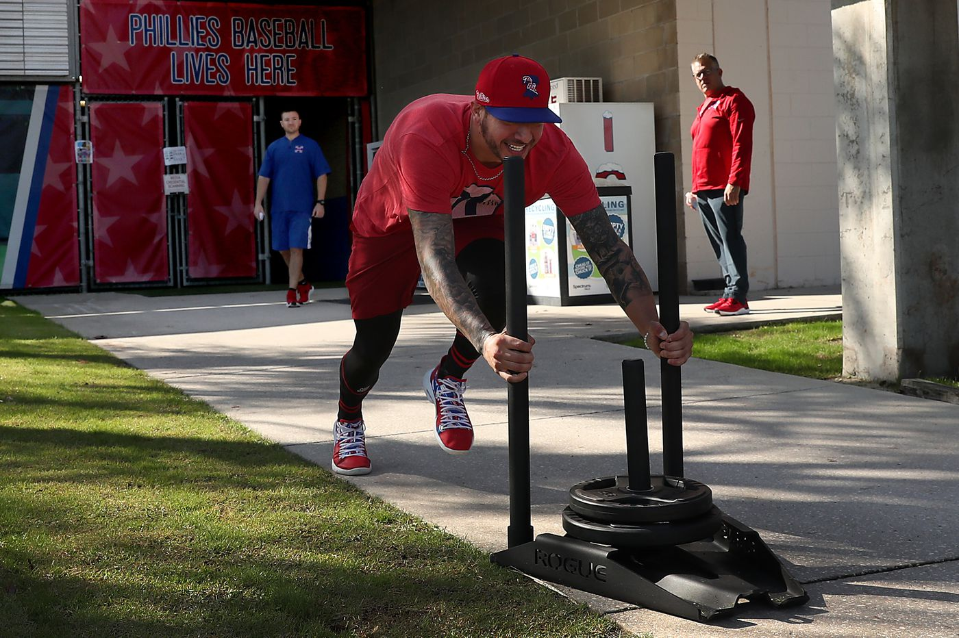 Sizing up the Phillies' pitching competitions as spring training begins