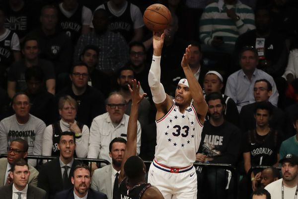 Sixers' Tobias Harris' resurgence against Nets in NBA playoffs reminds us why he is a max contract candidate | David Murphy