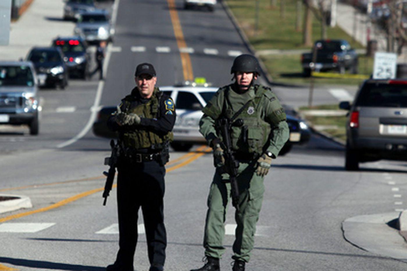 Shooting of officer shakes Va. Tech