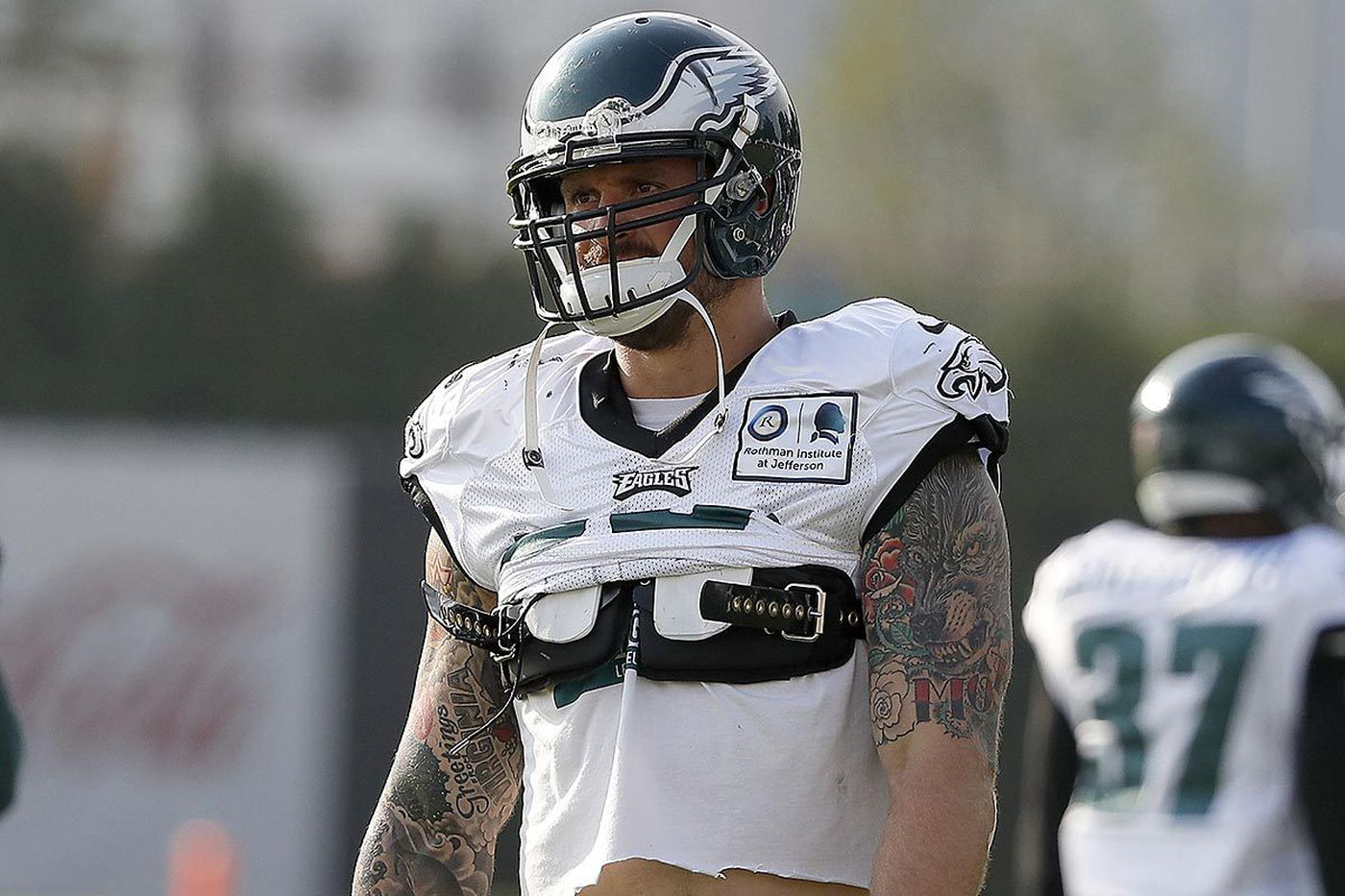 Eagles' Chris Long to donate first six game checks to fund scholarships in Charlottesville, Va.