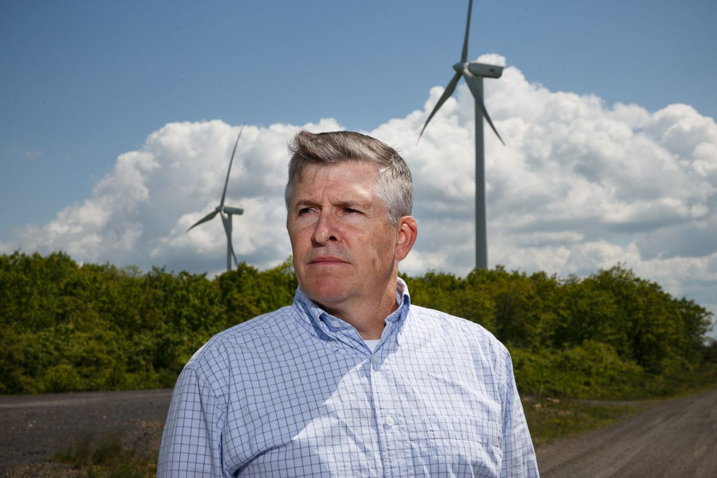 Tilting at windmills? Old coal mines could play a role in renewable energy