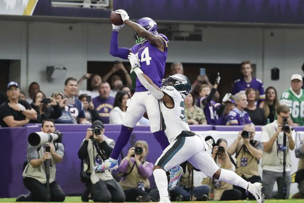 Grade the Eagles-Vikings game: No A's for the Birds in Sunday's lousy performance