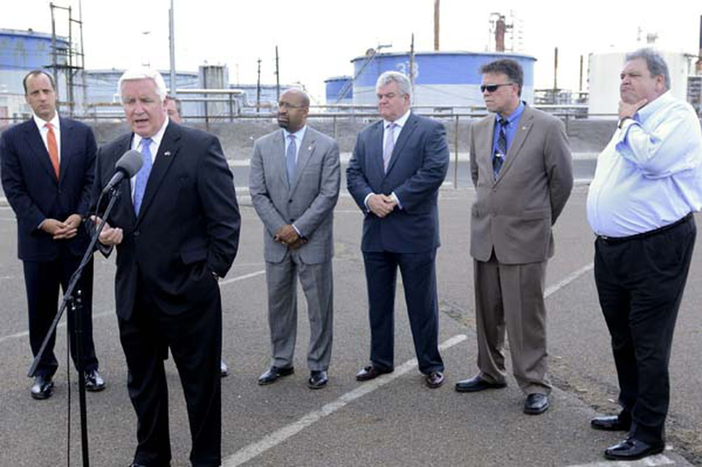 With South Philly refinery closing, questions about taxpayer subsidies that kept it going