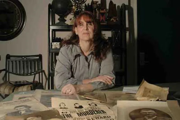 The Booth family's historian , Joanne Hulme of Kensington, says she wants the body of the assassin's brother, Edwin, exhumed.