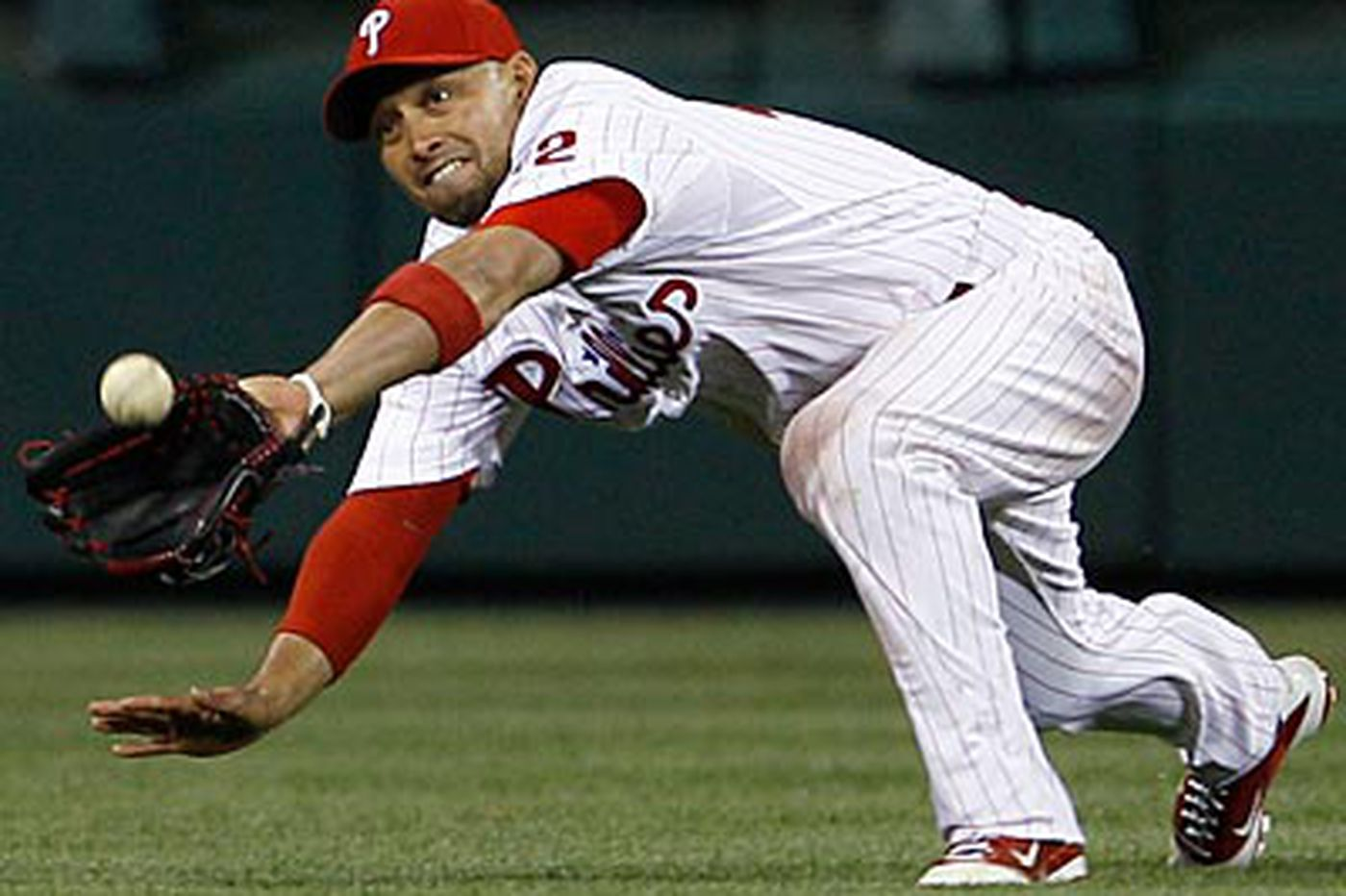 Victorino wows them at single-A Lakewood, could return to big club on Friday
