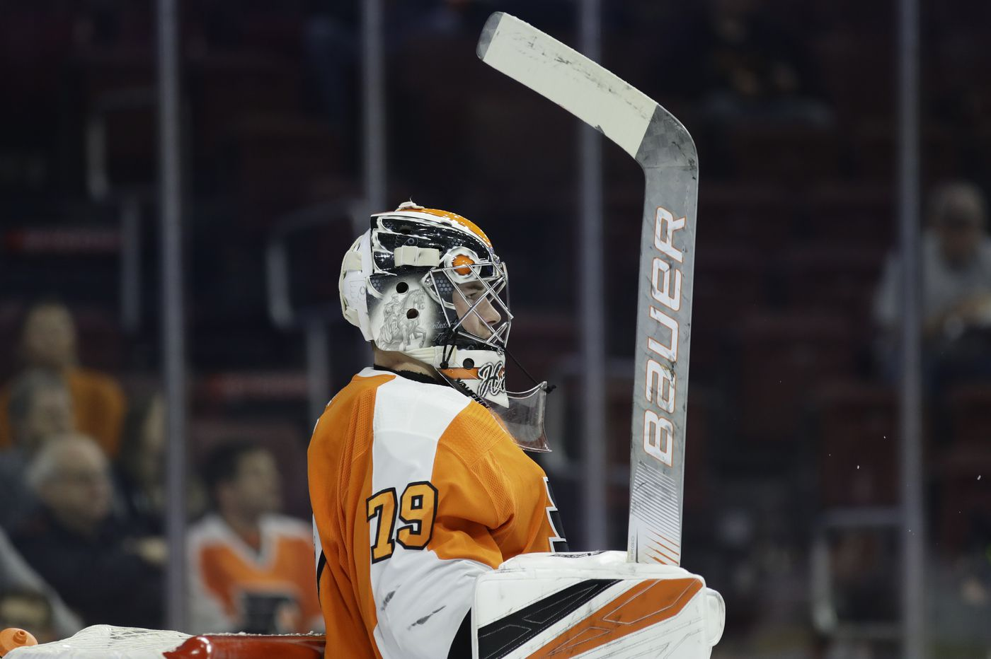 6359540b6dd Carter Hart: The Flyers' future No. 1 goalie is a step away from The Show