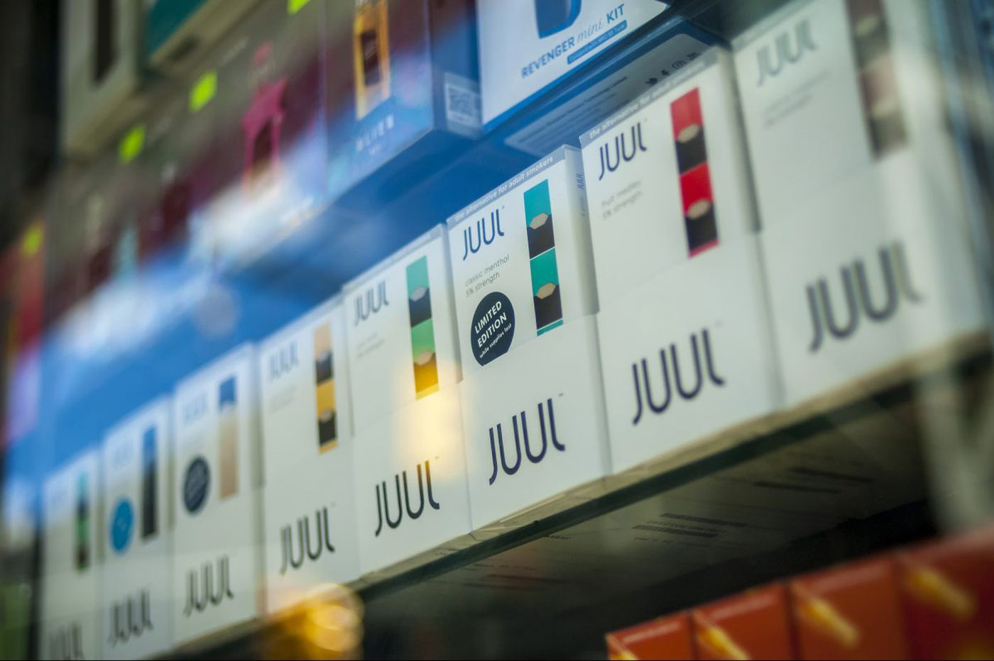Juul and other e-cigarette sales to youths targeted by FDA in national crackdown