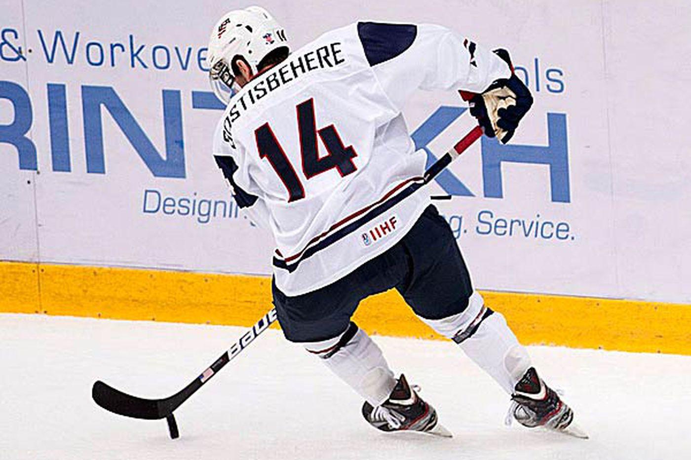 Flyers prospect Shayne Gostisbehere opening eyes at World Junior Championships