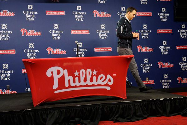 Matt Klentak 'not going to apologize' for Phillies' unconventional ways   Extra Innings