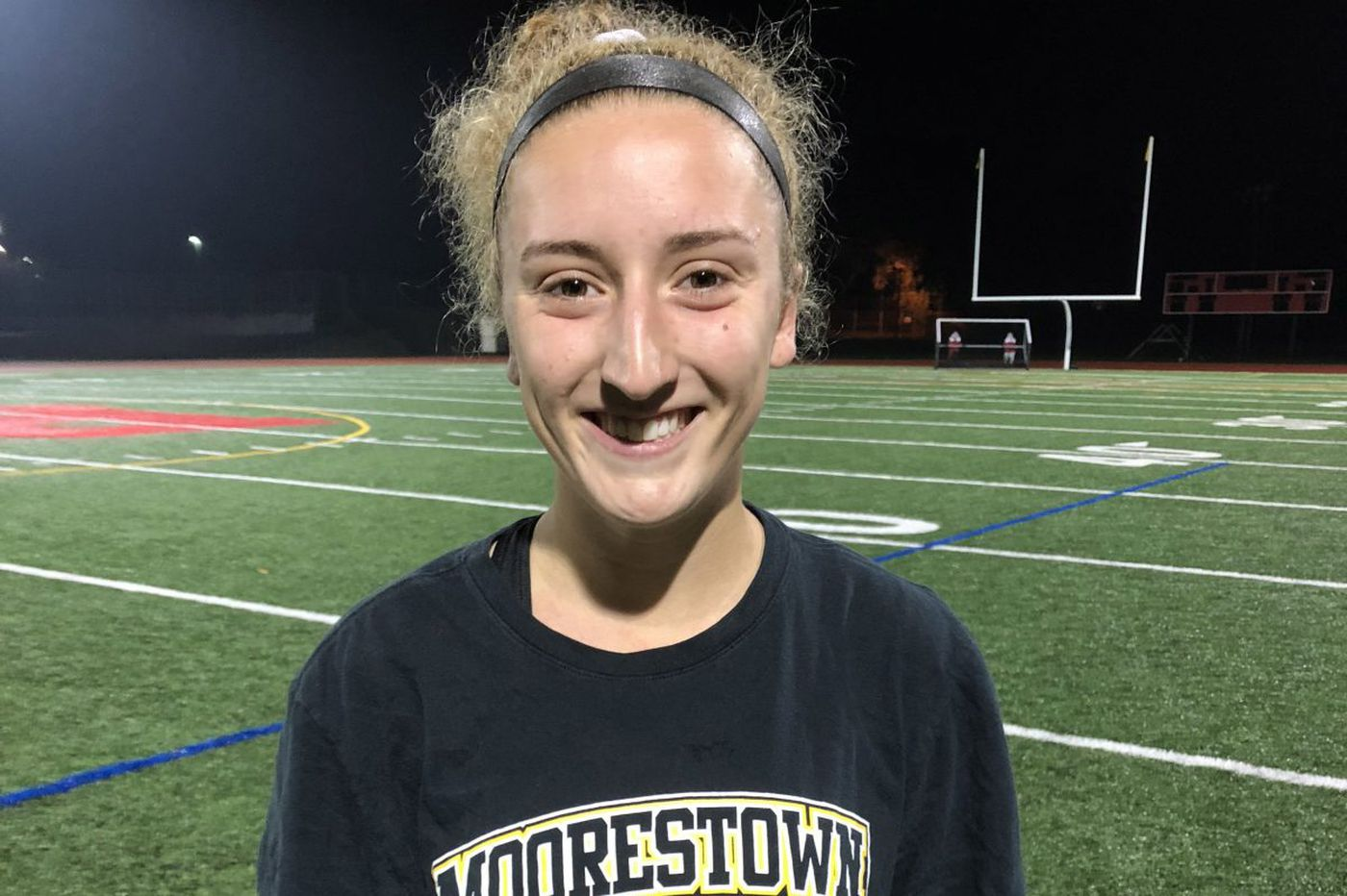 Field hockey: Moorestown beats Haddonfield in T of C opener