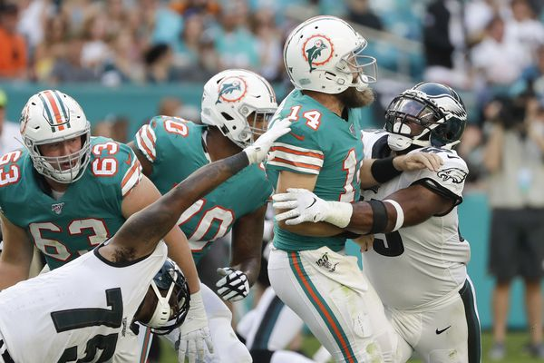 Rush order: Jim Schwartz's Eagles defense needs to get after the QB more consistently this week