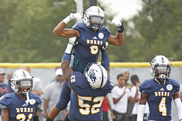 Aaron Jenkins and West Catholic's secondary help Burrs advance to PIAA state semifinals