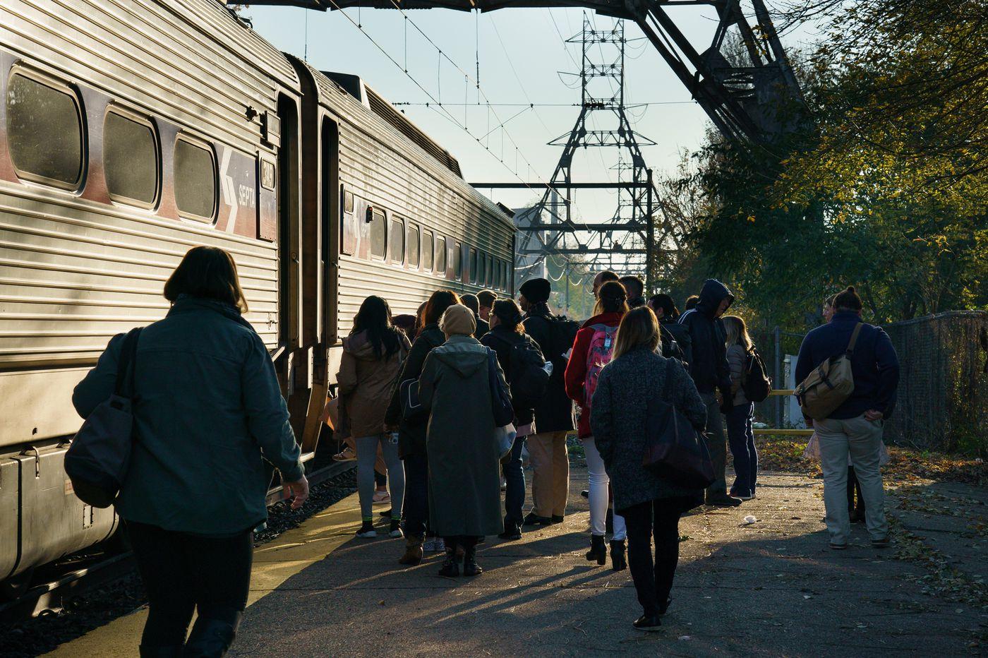 New SEPTA Regional Rail schedules start this weekend