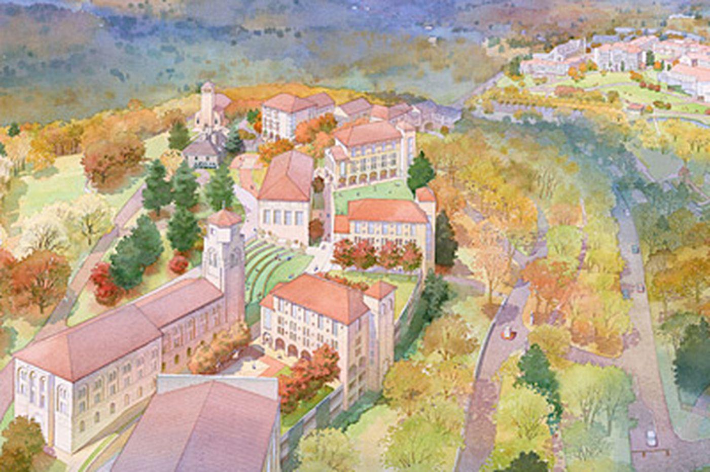 Chestnut Hill College plans major expansion