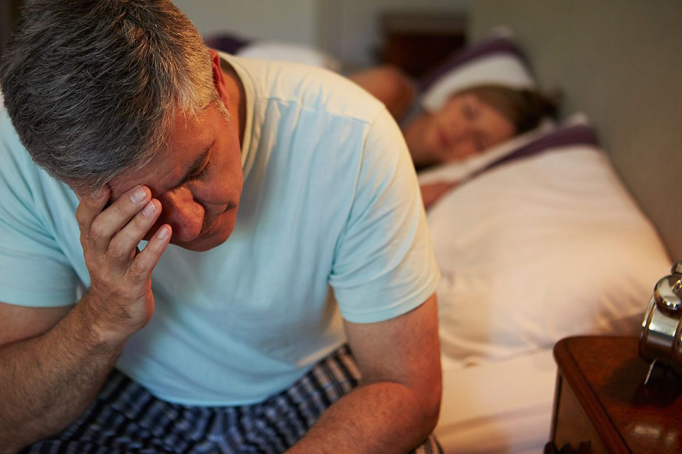 Sleeping through the ages: A solid snooze gets harder with time