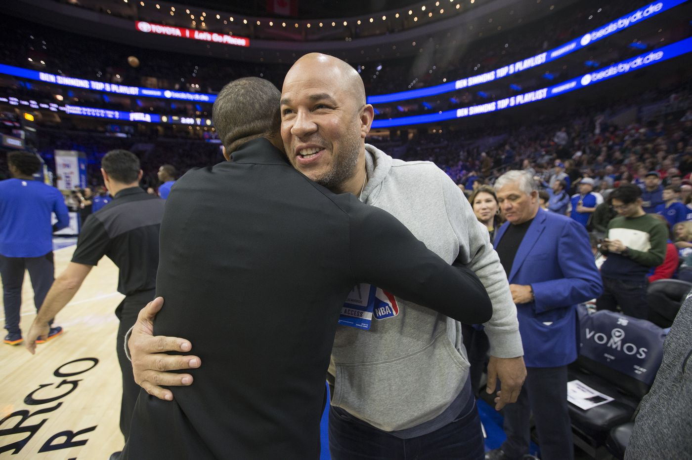 New Camden basketball coach Rick Brunson sees himself in players: 'I was that kid'