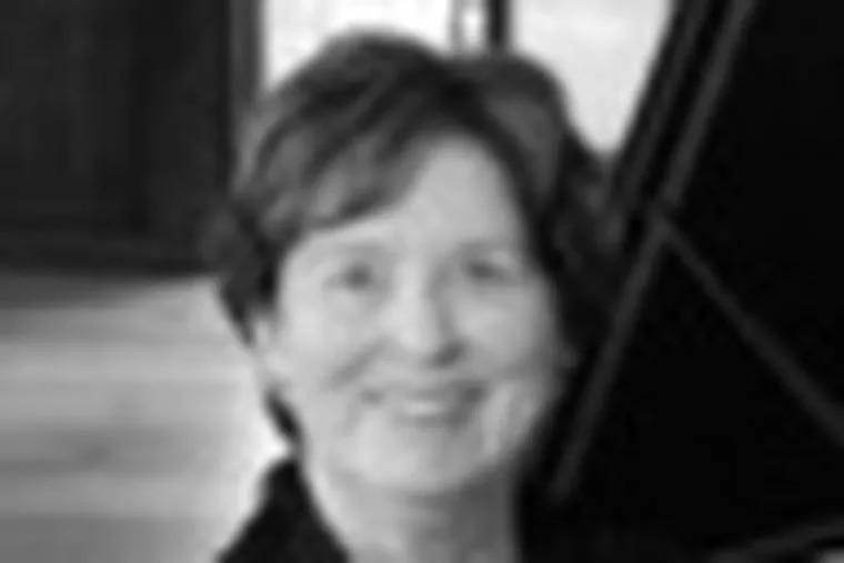 Karen Flint, artistic director of Brandywine Baroque, acquired a 1635 instrument.