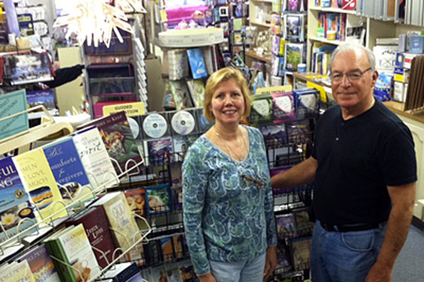 Kevin Riordan: At Westmont store, the recovering step right in