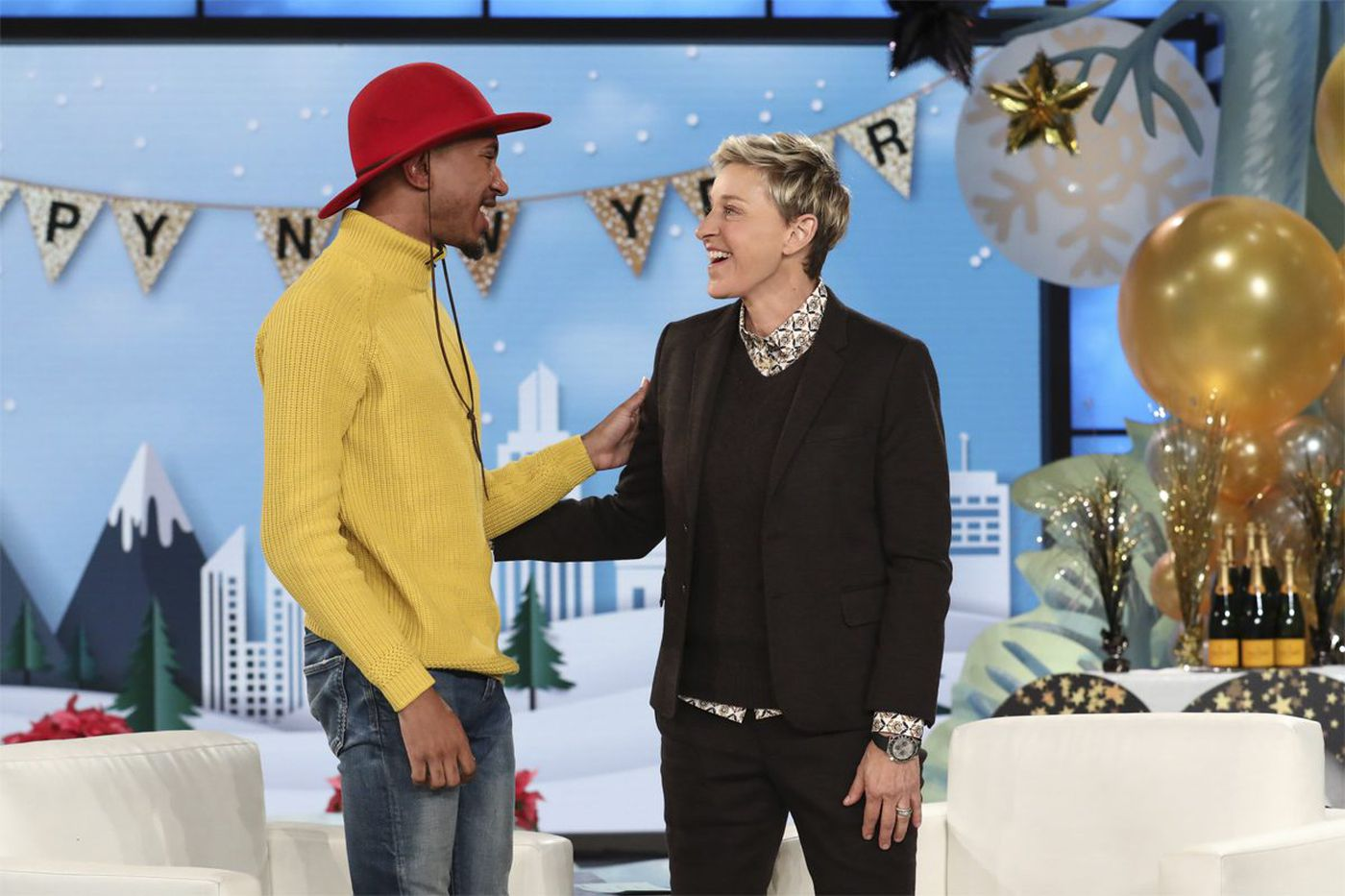 'Ellen' offers deal to Kalen Allen, the Temple University student whose recipe reactions went viral