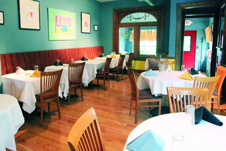 Marigold Kitchen, in West Philadelphia.