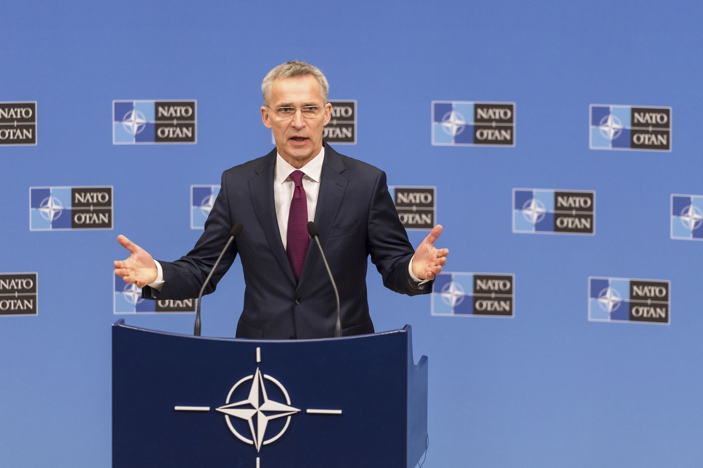 NATO's job of providing security for over 900 million citizens can no longer be measured by a 1949 yardstick   Opinion