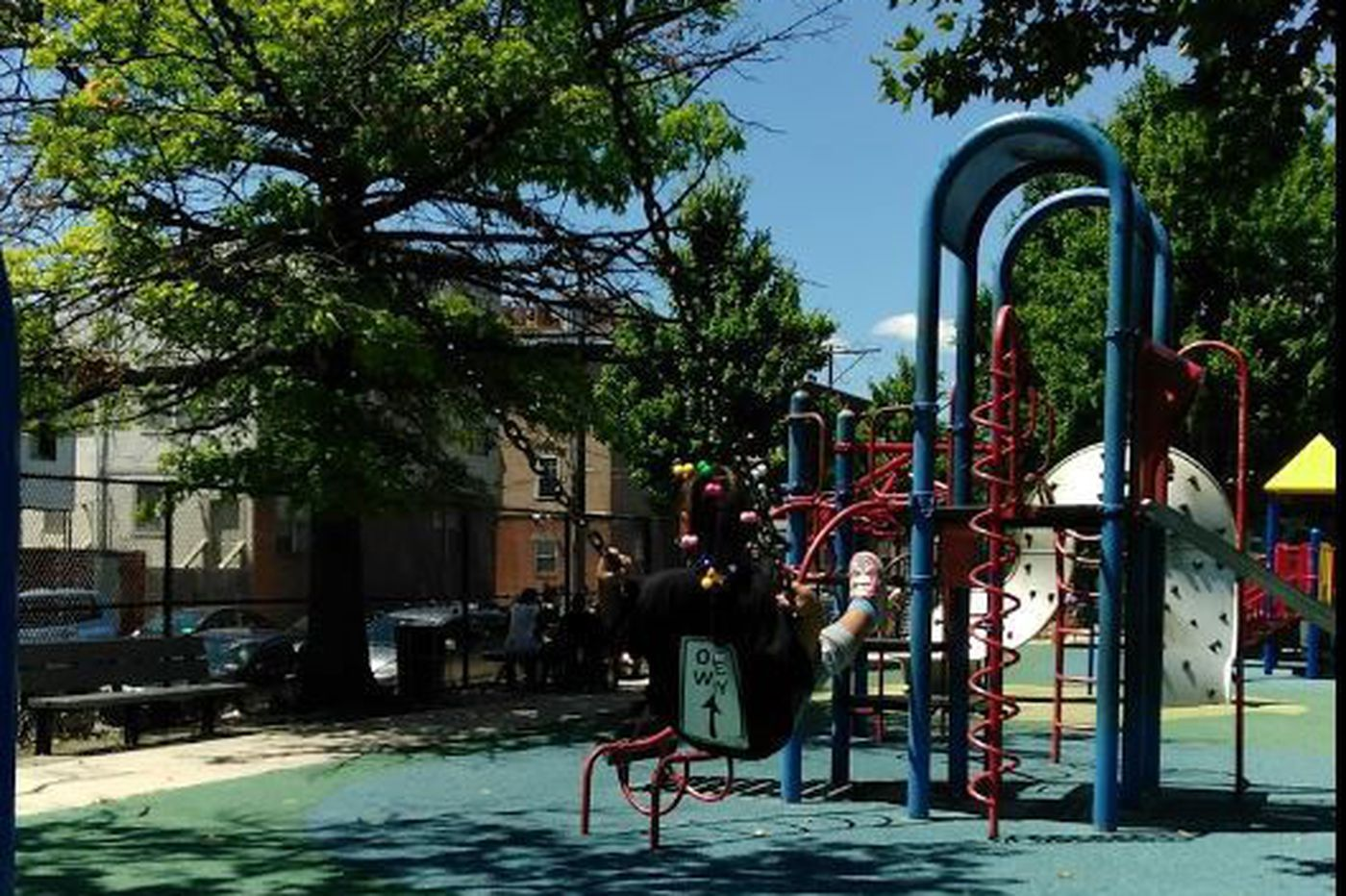 Athletic field at popular Point Breeze playground closed after lead found in soil
