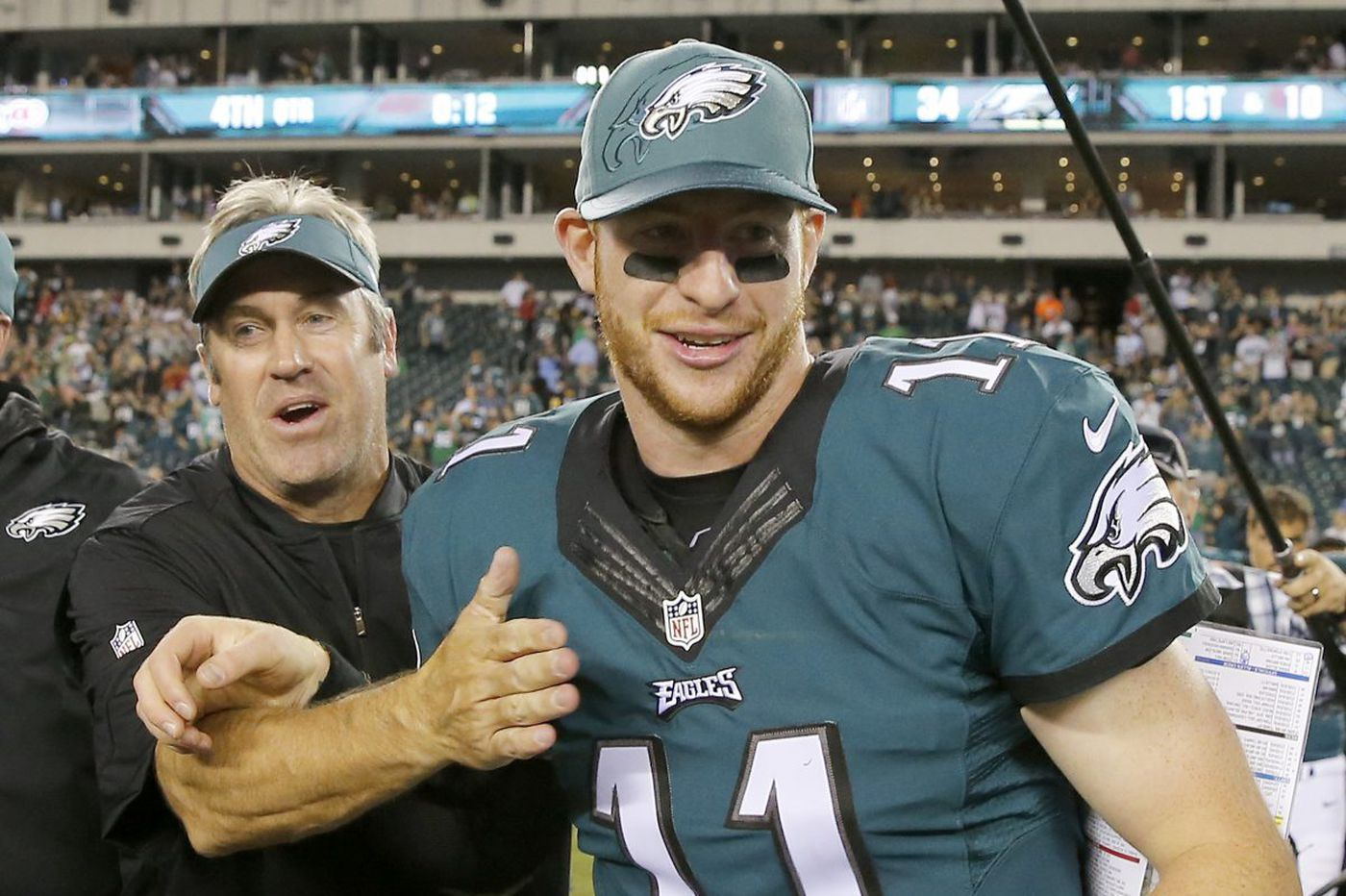 In the search for the perfect QB, Andy Reid and Doug Pederson look in the same places for the same things   Mike Sielski