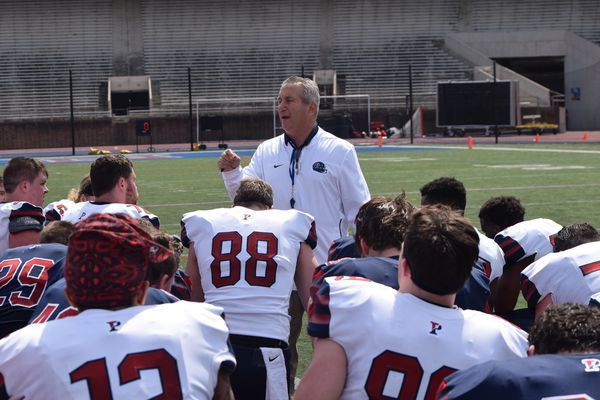 Penn Quakers about to open their football season (finally) | Mike Jensen