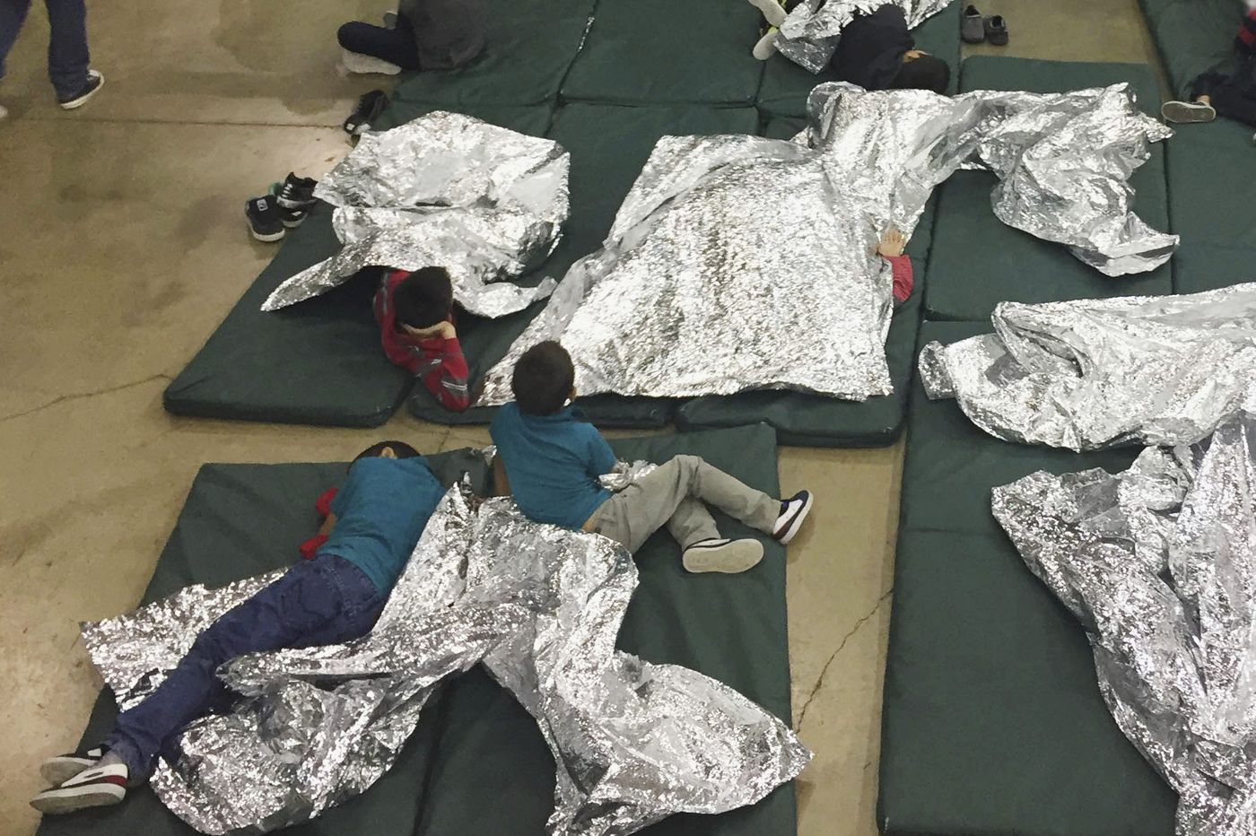 Two-thirds of Americans oppose Trump's family-separation policy   Poll