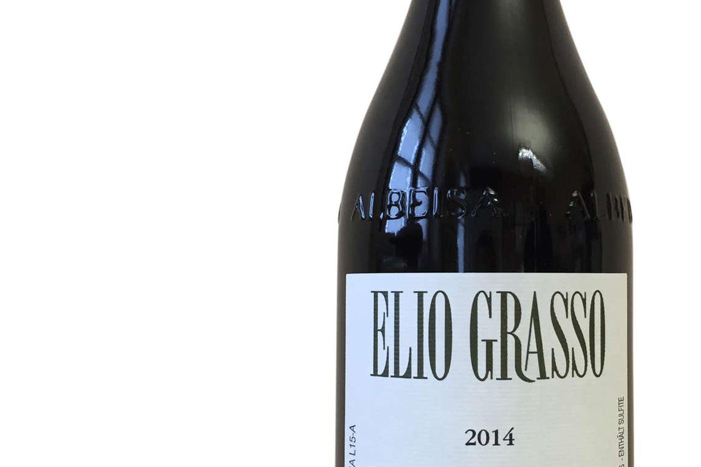 """Drink: Dolcetto d'Alba """"Dei Grassi"""" Elio Grasso 2014"""