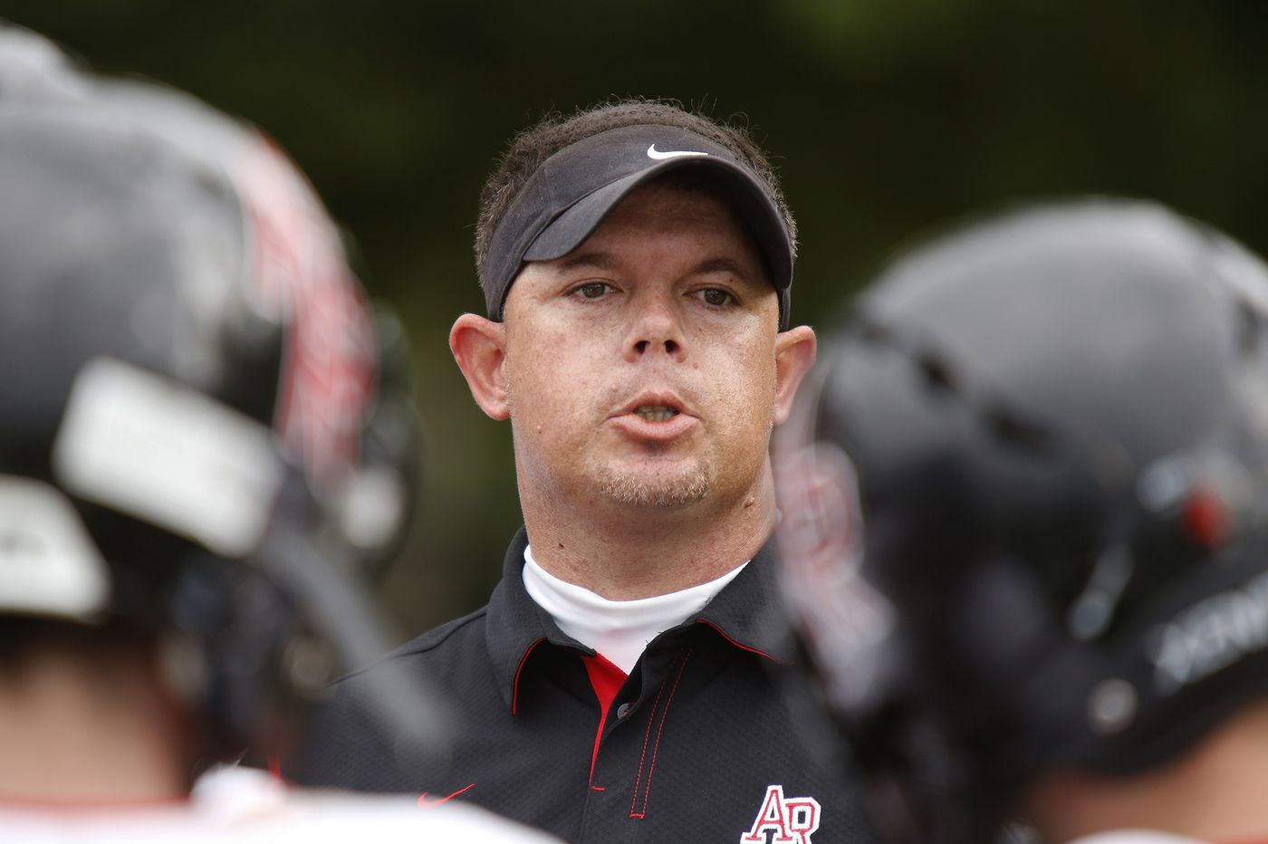 Frank McArdle is out as Archbishop Ryan's football coach