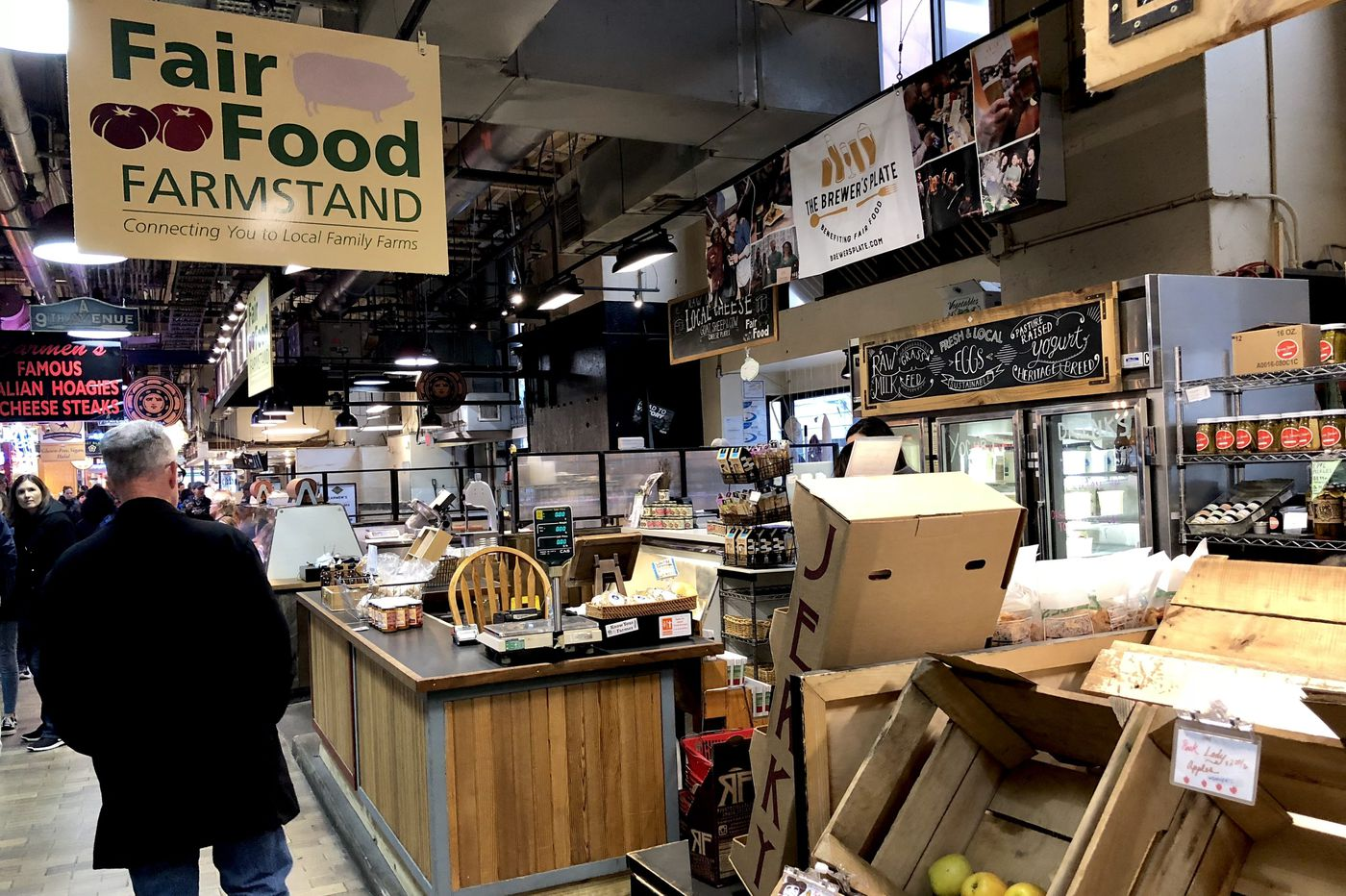 Farmers say nonprofit that had stand at Reading Terminal owes them thousands