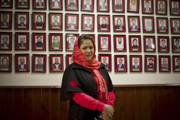 Will Trump sell out Afghan women and U.S. security?   Trudy Rubin