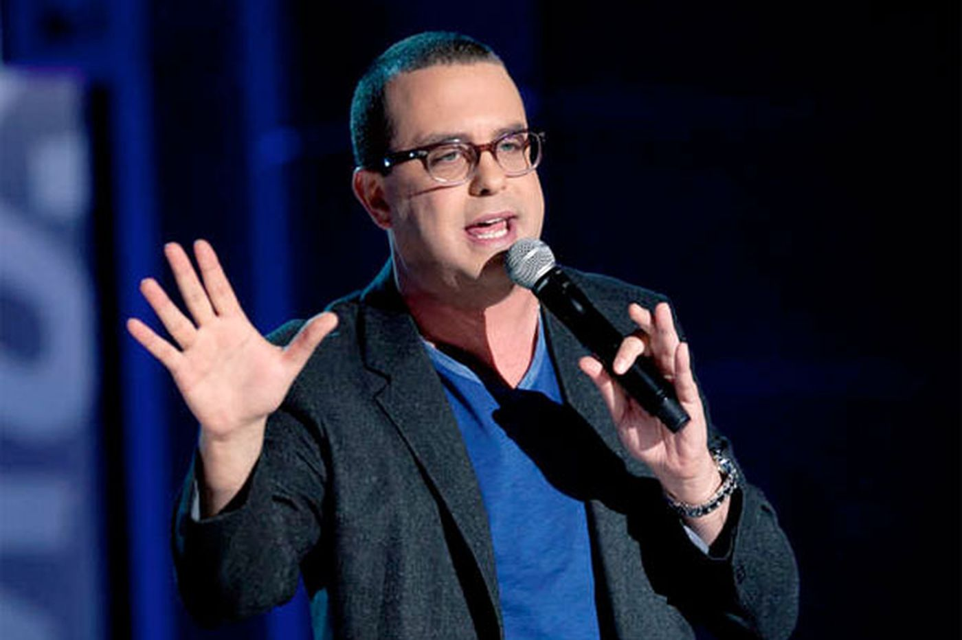 Local stand-up comedian gets TV showcase Friday