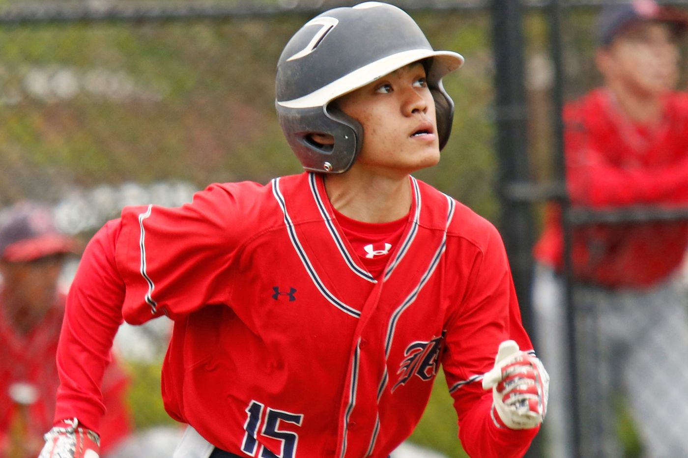 Tuesday's South Jersey roundup: Adam Robinson goes yard twice, drives in six runs for Moorestown baseball