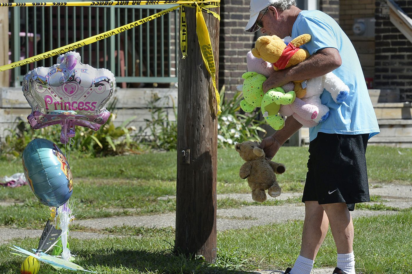 5 children killed in fire at Pennsylvania day care center