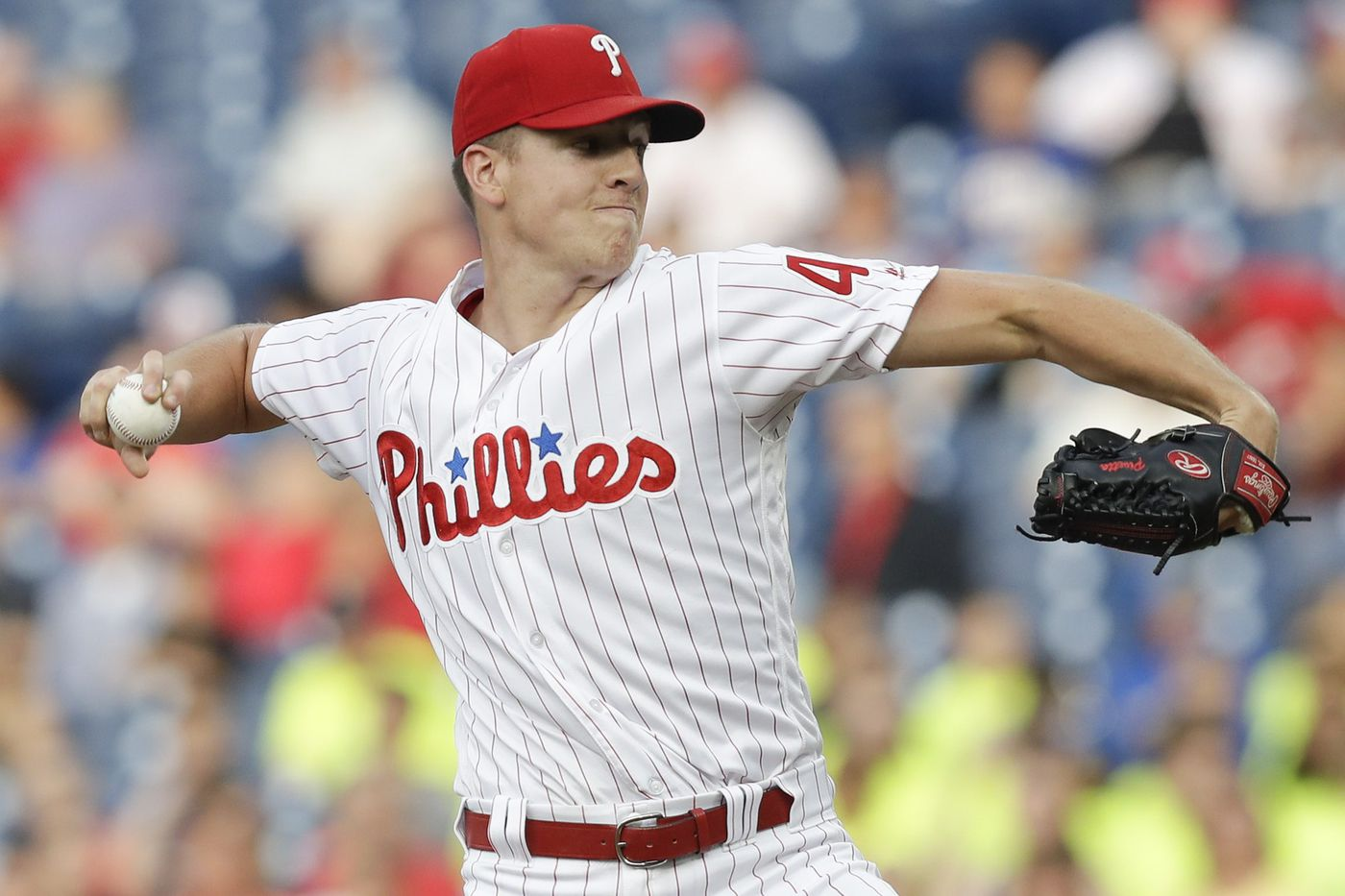 Rough fourth inning does in Nick Pivetta, Phillies in loss to Rockies