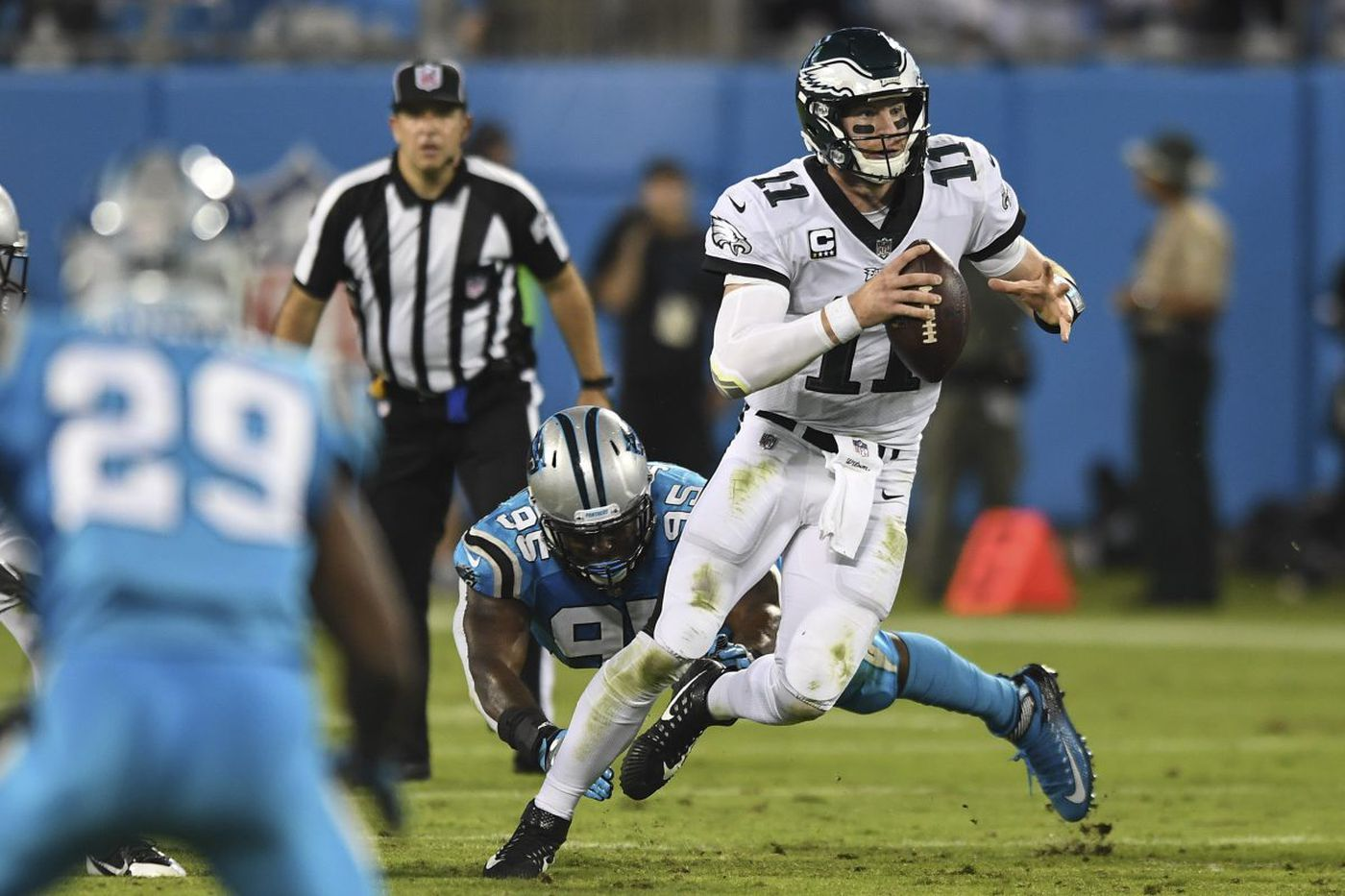 Eagles-Panthers report card | Domowitch