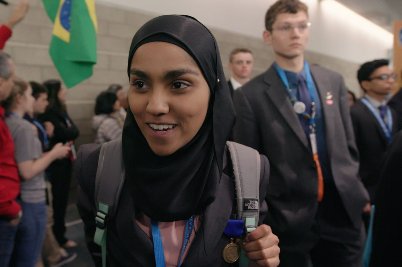 Students strive for STEM glory in the documentary 'Science Fair'