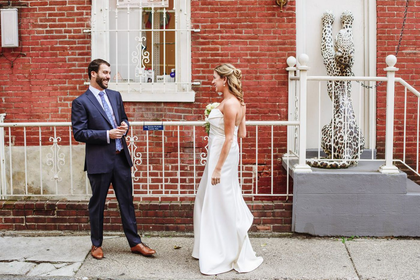 Philly weddings: Meredith Bush and Aaron Brill