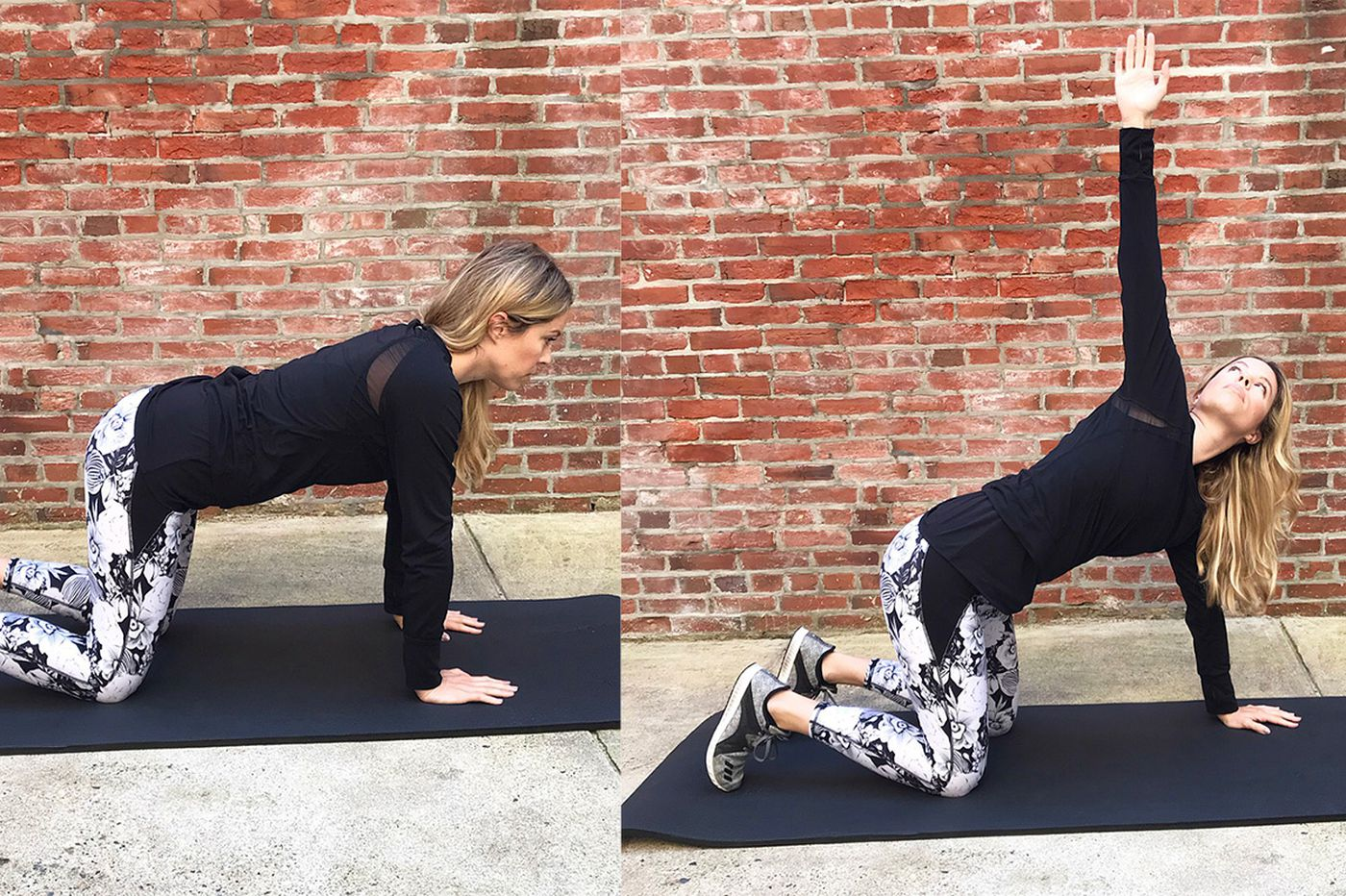 Fitness after 50: 4 exercises to improve your posture