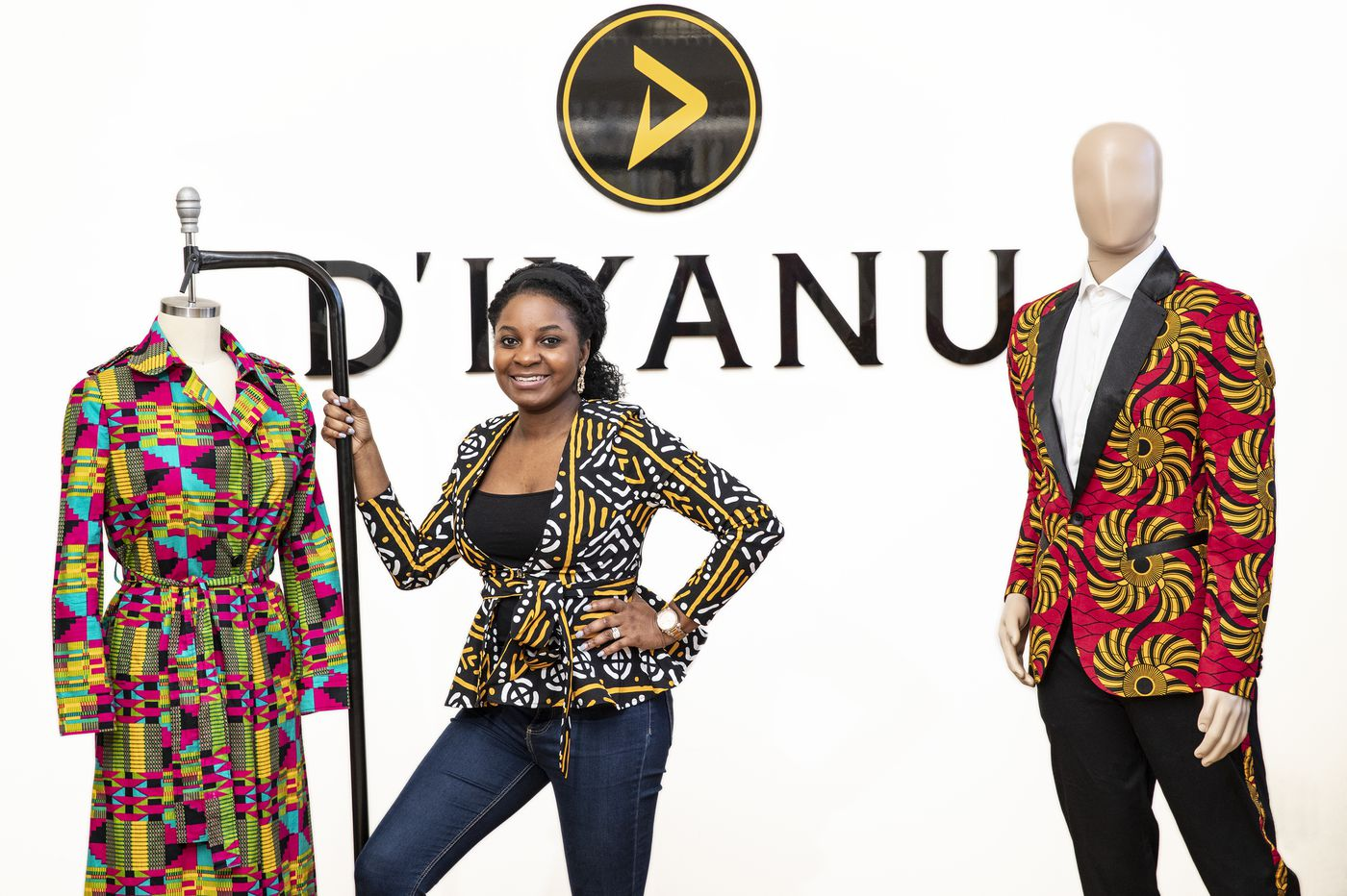 D Iyanu Is The Fashion Brand That S Making Traditional African Prints Brunch Cool Elizabeth Wellington