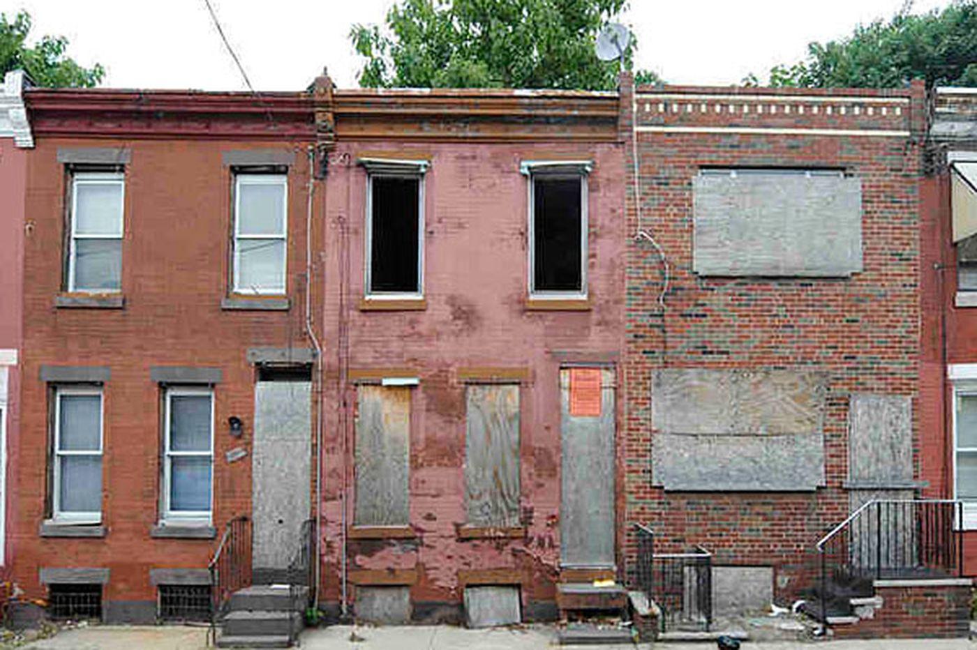 Plan for a Philadelphia city land bank is taking steps forward