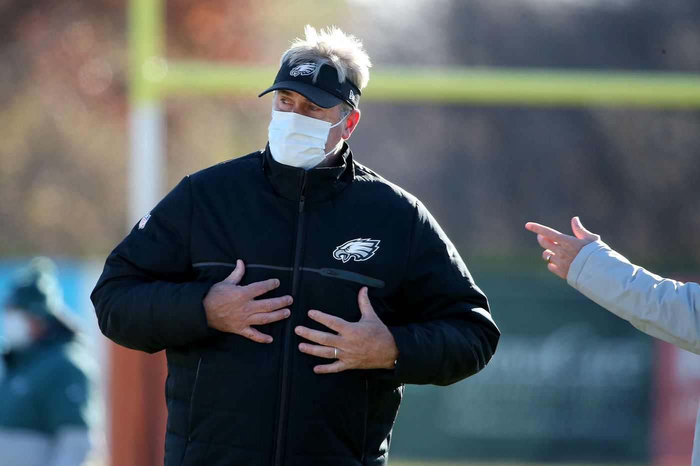Eagles, rest of the NFL, must follow intensive protocols as coronavirus numbers increase nationwide