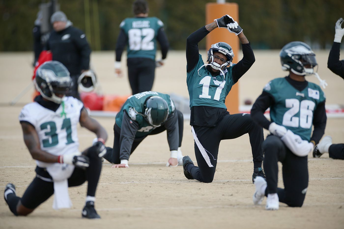 Eagles Stay or Go: Recapping the first week of fan voting on the 53-man roster