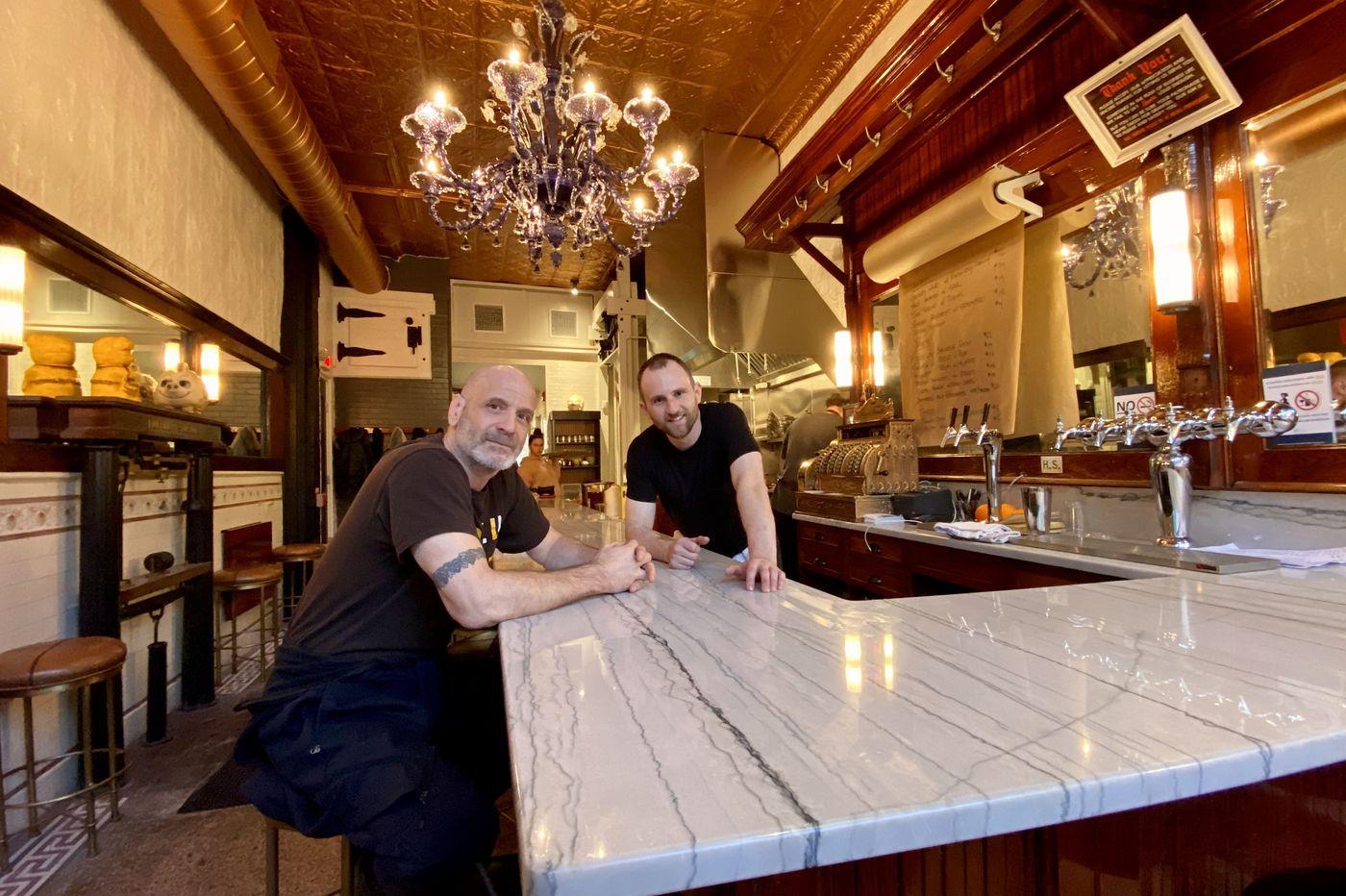 Inside Fiorella, Marc Vetri's pasta bar in Bella Vista