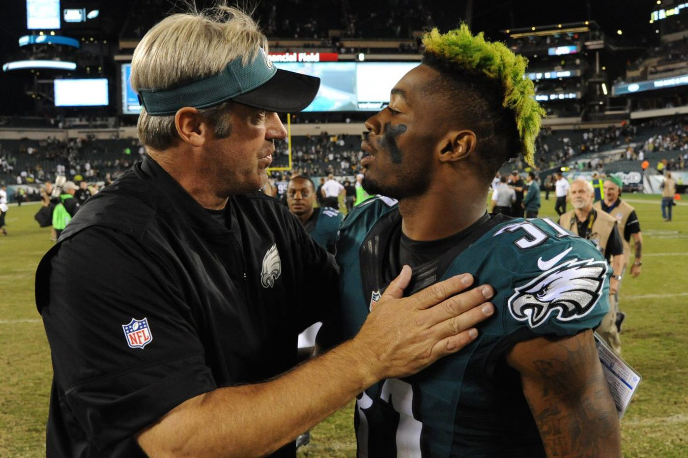 NFL draft preview: Eagles work hard to find character players