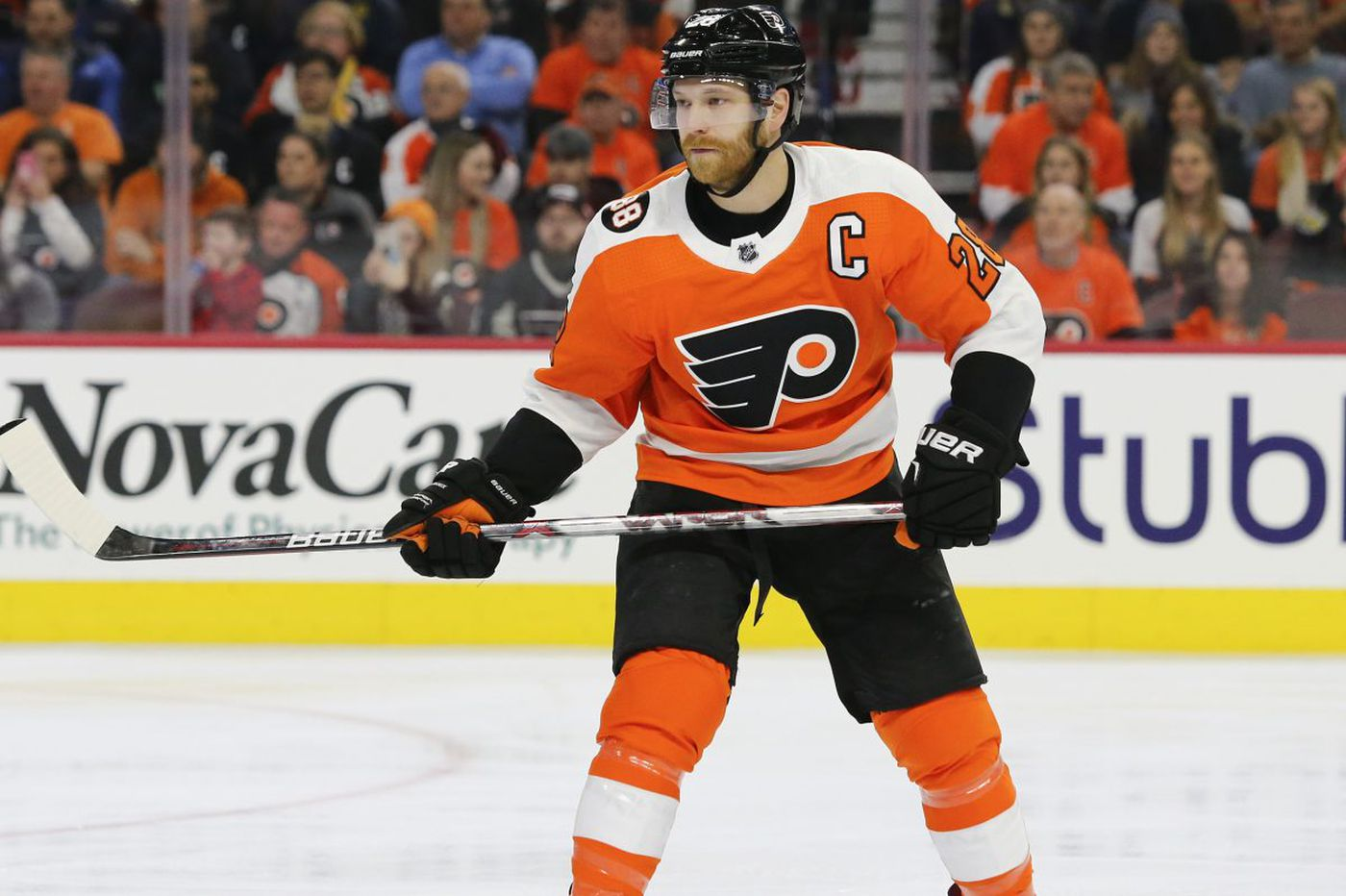 Flyers' Claude Giroux, healthier and wiser, back among NHL elite | Sam Carchidi